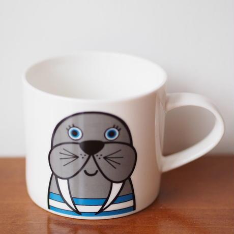 mini mug walrus (セイウチ)