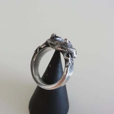 にほんやもりのりんぐ 家守のリング silver925 【受注生産】