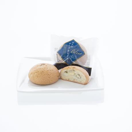 大人のチーズまんじゅう ブルー