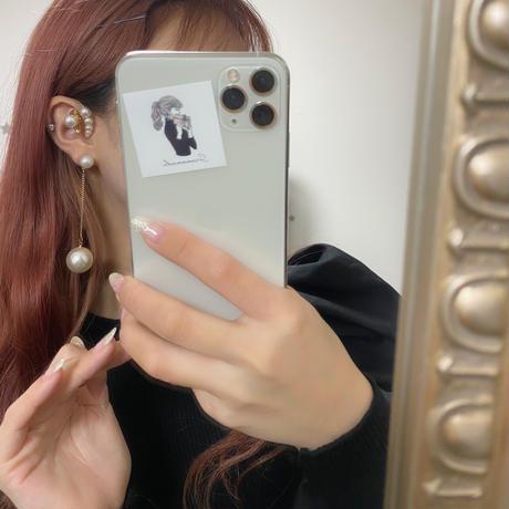 ear cuff * suzuran〖 02 〗