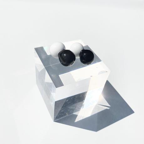louis (white × black)