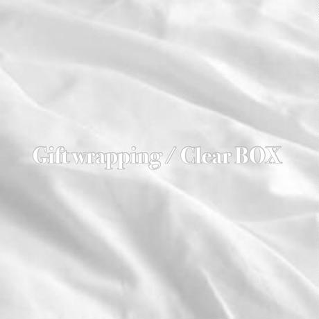 Gift wrapping(clear)