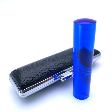ブルー水晶 10.5x60mm