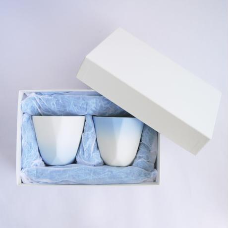 Mizuho Takeda   吹染フリーカップ 【ギフトセット】