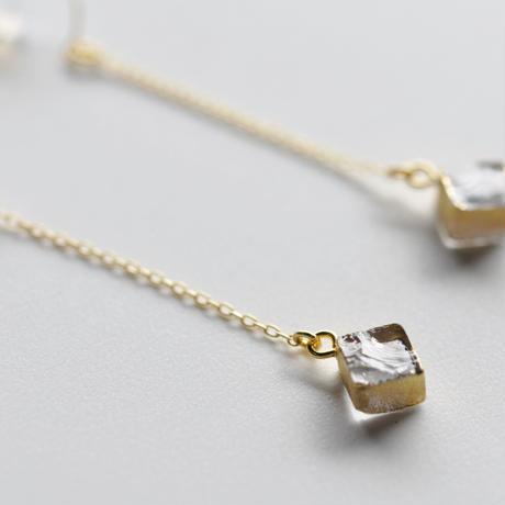 sorte glass jewelry ピアス SGJ-020P