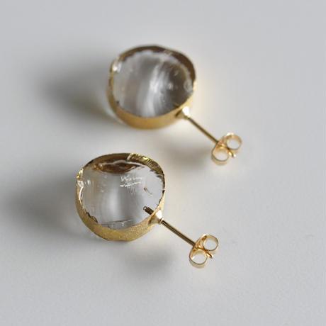 sorte glass jewelry  ピアス SGJ-008P