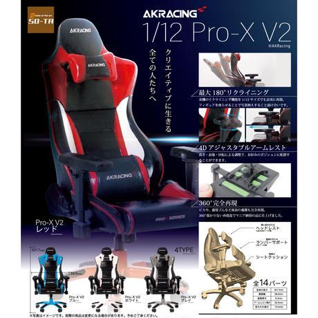【12個入りパック】AKRacing 1/12 Pro-X V2《予約:2021年2月下旬発送予定》