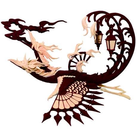 【予約受付終了】【6個入りパック】空想生物図鑑Ⅲ 浪漫幻鳥《予約:2021年6月下旬発送予定》