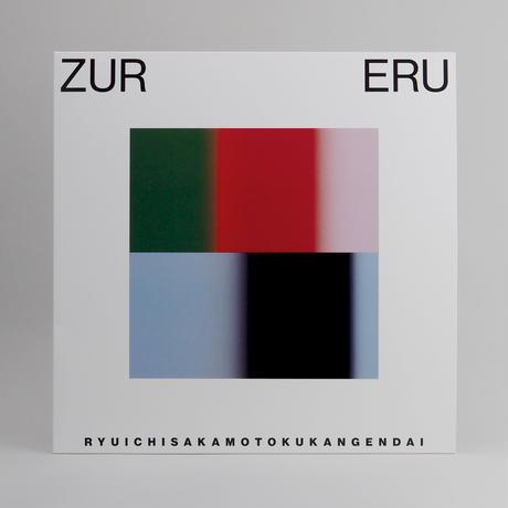 空間現代 × 坂本龍一 / ZURERU(12インチ・レコード)