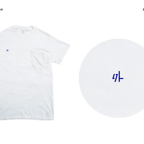 外 Tシャツ(Aデザイン)+空間現代未発表音源+MIX セット