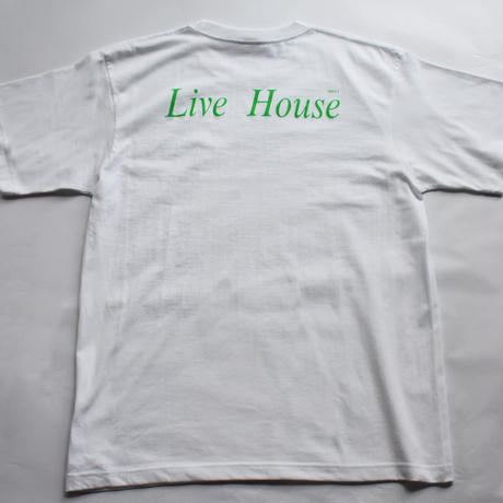 【シルクスクリーン】外 Tシャツ