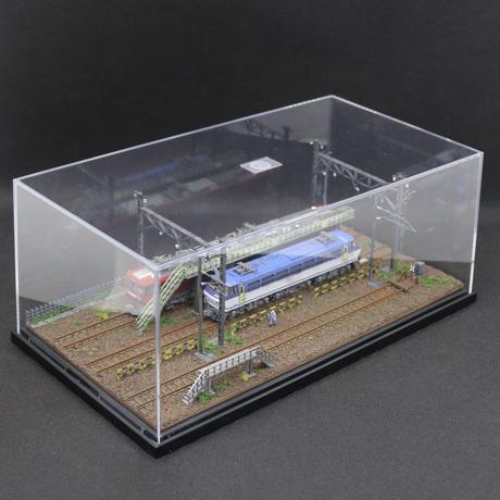 【受注生産】車両展示ケース(点検台)