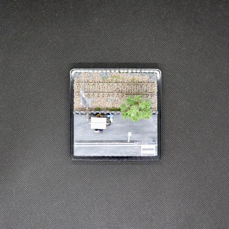 【在庫限り】Bトレ・ベース_25(アルピコ交通 3000形 1両付き)