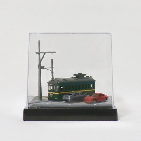Bトレ・ベース_18(阪堺電車161形 1両付き)