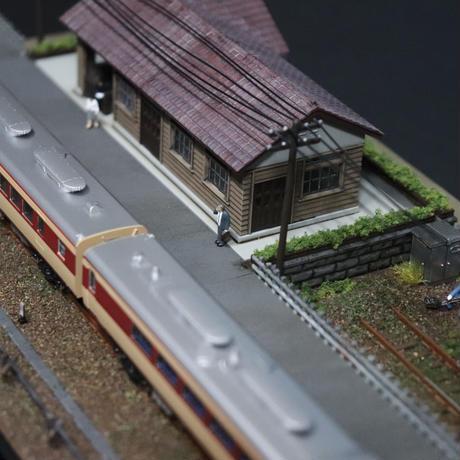 車両展示ケース(昭和ノスタルジック)