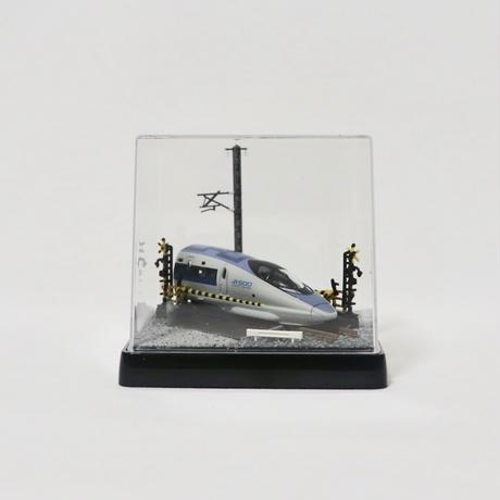 Bトレ・ベース_23(500系新幹線 1両付き)