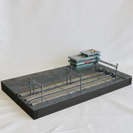 【受注生産】貨物ターミナル ミニジオラマ (モジュールレイアウト)
