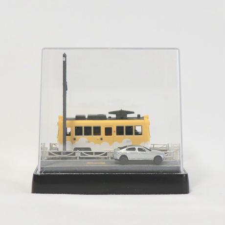 Bトレ・ベース_16(阪堺電車501形 1両付き)