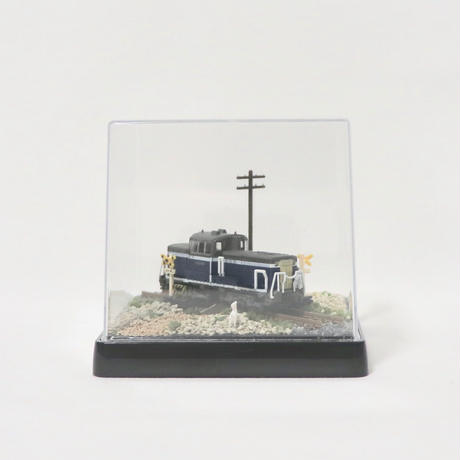 Bトレ・ベース_05(DE10ディーゼル機関車 1両付き)