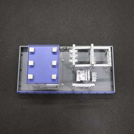 【受注生産】TOMIX 変電所(塗装・組み立て完成品)