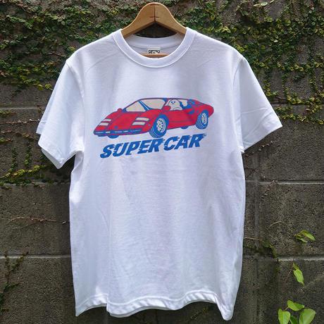 スーパーカー(ホワイト)