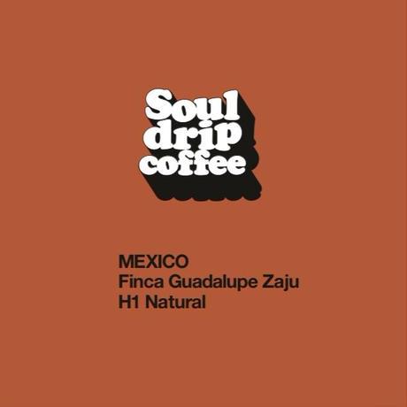 MEXICO Guadalupe Zaju  浅煎り-100g