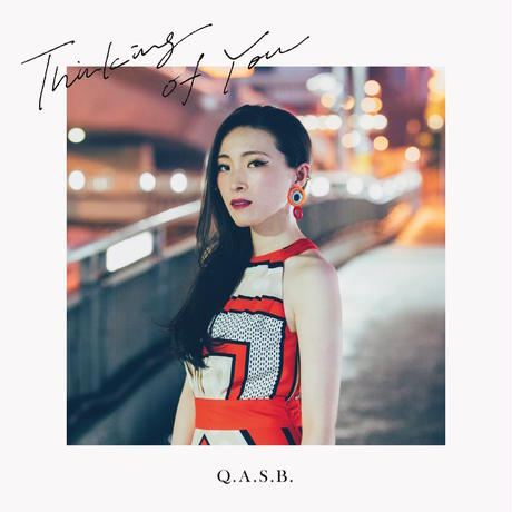 [SG-064] Q.A.S.B. - Thinking Of You (LP, Clear Red Color Vinyl)
