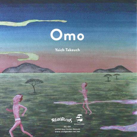 """[SG-051] Yoich Takeuch - NIGHTRUNNING / Omo  (7"""" Vinyl)"""