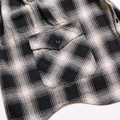 Gladstone (グラッドストーン)・  335M-159S・Ecru x Black C/#11