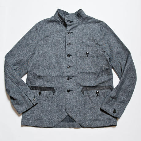 Dagenham(ダグナム)・ 231M-052Q・Black chambray C/# 19  ・40size