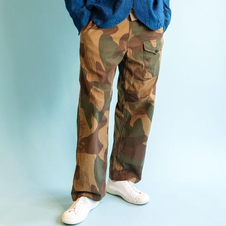 Vanc  (ヴァンク)・344M-070R・Brown  Brushstroke Camouflage   C/#39