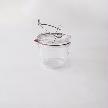 [Luigi Bormioli] ガラス保存瓶 500ml 1個