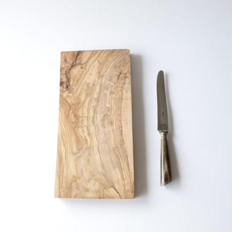 オリーブカッティングボード+ホーンナイフ