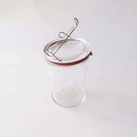 [Luigi Bormioli] ガラス保存瓶 1000ml    1個
