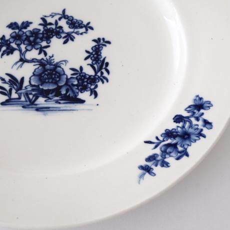 [TOURNAI] 花柄皿    (PL89)    1枚