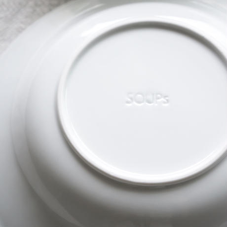 オリジナルスープ皿  1枚