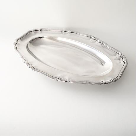 [Christofle] オーバルプラター    (PL72)    1枚