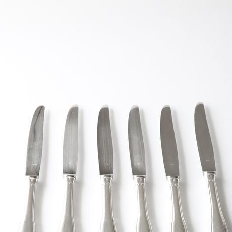 シェルパターンデザートナイフ   (DK35)    1本