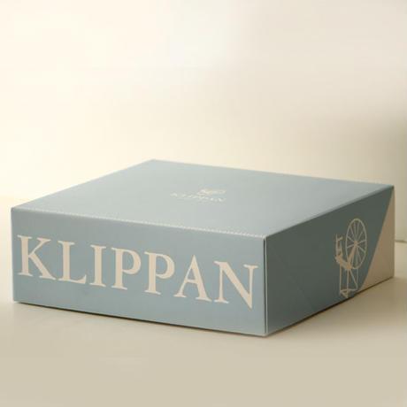 """KLIPPAN(クリッパン)""""ギフトボックス 中"""""""