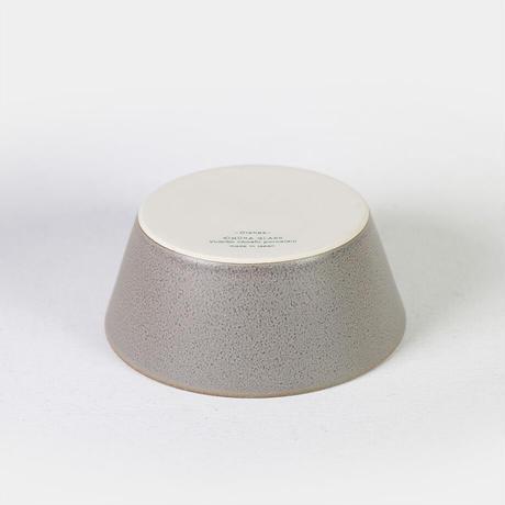 """イイホシユミコ×木村硝子店""""dishes bowl S(moss gray)"""""""