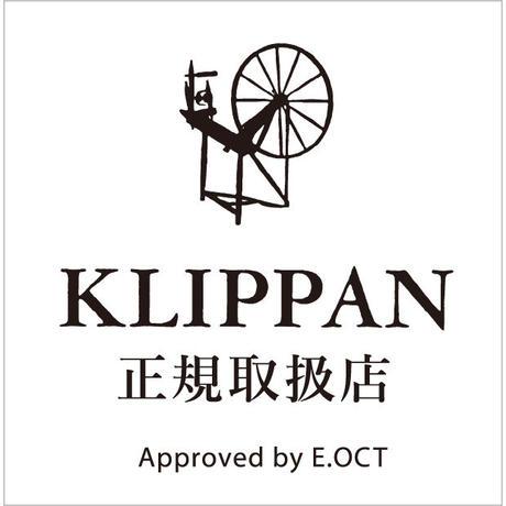 """KLIPPAN""""ウールブランケット シングル / ベラ(ブルー)"""""""
