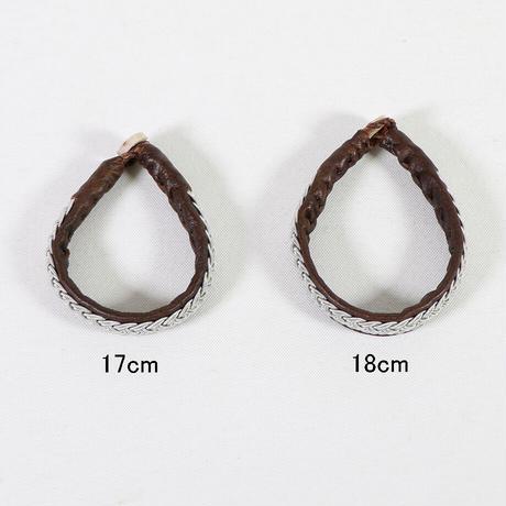 """Stefan Paulsson(ステファン ポールソン)""""Lapland Bracelet / ラップランドブレスレット(LB01)17cm"""""""