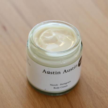 "Austin Austin(オースティン オースティン) ""neroli & petitgrain /ボディクリーム"""