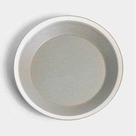 """イイホシユミコ×木村硝子店""""dishes plate220(moss gray)"""""""