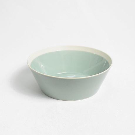 """イイホシユミコ×木村硝子店""""dishes bowl L(pistachio green)"""""""