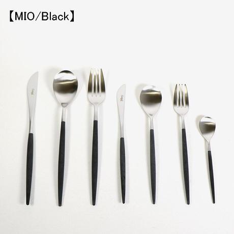 """Cutipol(クチポール)""""MIO ディナーナイフ(Black)"""""""