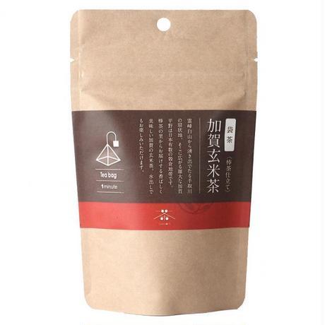 加賀玄米茶<棒茶仕立て>