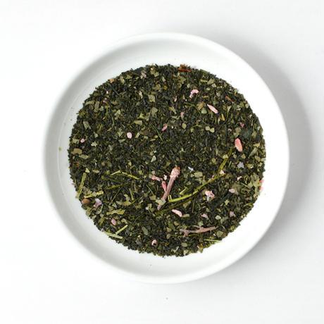 さくら緑茶