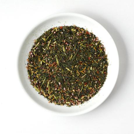 ミント緑茶