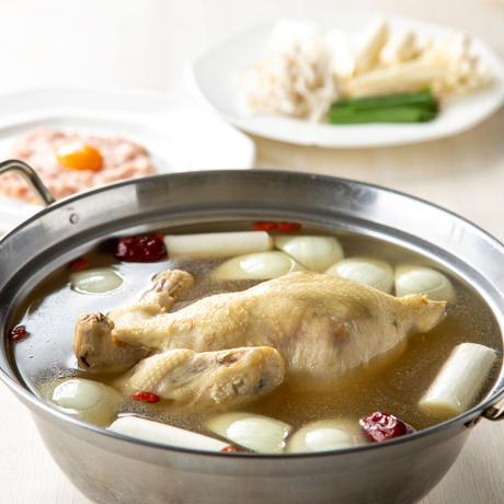 タッハンマリ [スープ2500ml 鶏肉約750g( 2-3人前)]